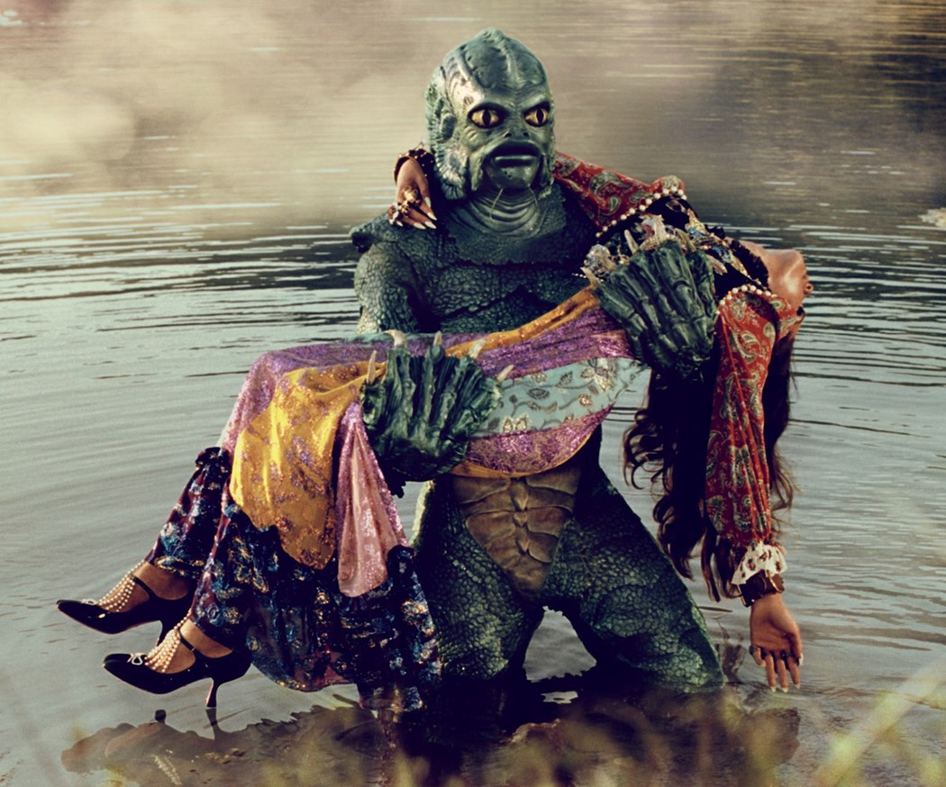 Gucci Swamp Monster AW17 Campaign