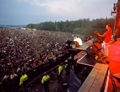 Madchester's Return To Spike Island