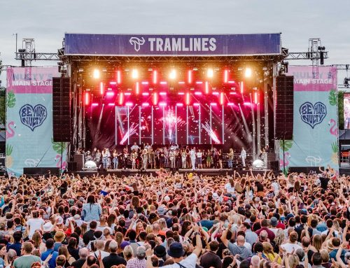 HAVEN'T YOU HEARD? TRAMLINES FESTIVAL IS BIG THIS YEAR