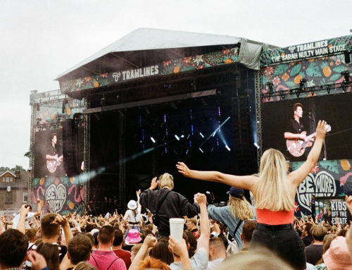 TRAMLINES 2021 FESTIVAL: MAKING UP FOR LOST TIME